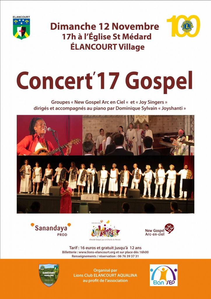 Concert Elancourt